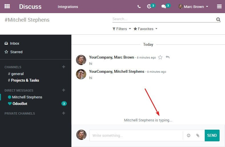 ODOO 12 NEW FEATURES
